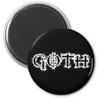 Goth Magnet