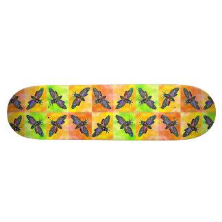 Goth Moth 4 skateboard