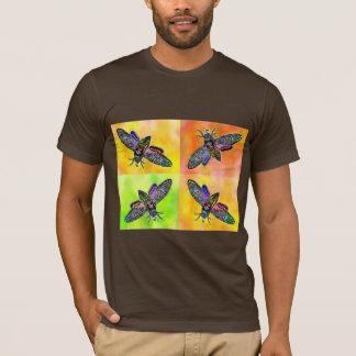 Goth Moth 4 t-shirt