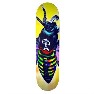 Goth Moth Big Bug skateboard
