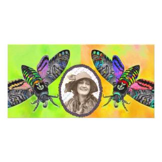 Goth Moth photocard Card