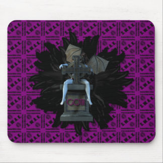 GOTH MOUSE PAD