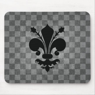 Goth punk medieval mouse pad