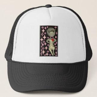 Goth Putty Trucker Hat