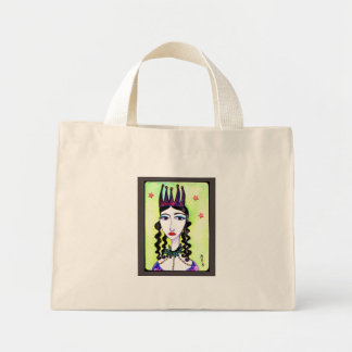 Goth Queen Tote Bag