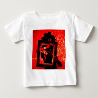 goth red blood party ball love ussr baby T-Shirt