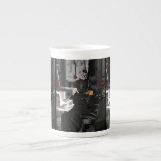Goth Scene Bone China Mug