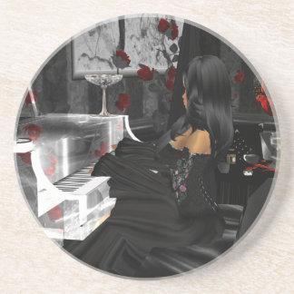Goth Scene Coaster