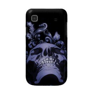 Goth Skull Blue casematecase