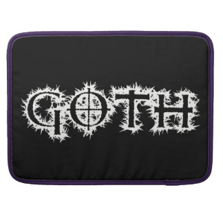 Goth Sleeve For MacBook Pro