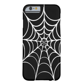 Goth Spider Web Barely There iPhone 6 Case