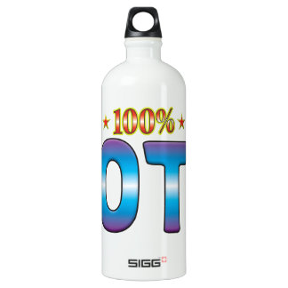 Goth Star Tag v2 SIGG Traveler 1.0L Water Bottle