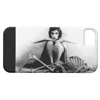 Goth Theda Bara iPhone 5 Cases