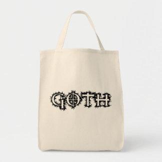 Goth Tote Bag
