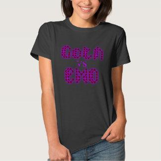 Goth vs Emo t-shirt