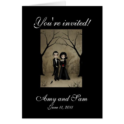 Rainbow Wedding Invitations with luxury invitations example