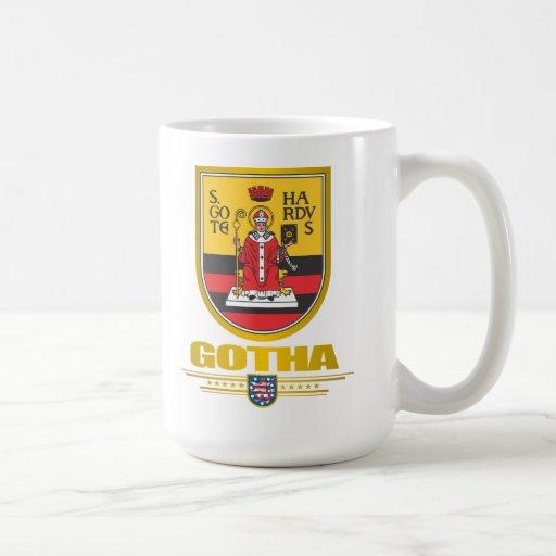 Gotha Tazas De Café
