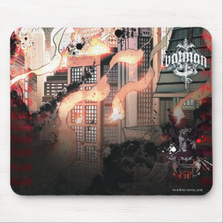 Gotham Burning Mouse Pad