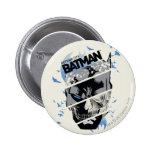 Gotham City Batman Skull Collage 2 Inch Round Button