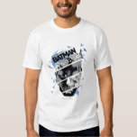 Gotham City Batman Skull Collage T-shirts