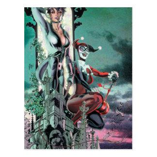 Gotham City Sirens Cv12_R1 Postcard