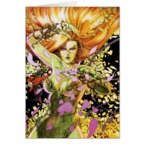 Gotham City Sirens Cv5-6-7 Card