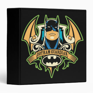 Gotham Guardian 3 Ring Binders