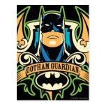 Gotham Guardian Post Card