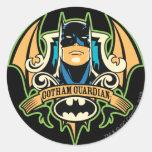 Gotham Guardian Stickers