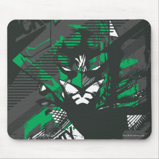 Gotham's Caped Crusader Mouse Pad