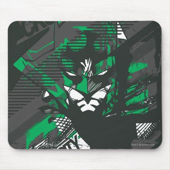 Gotham's Caped Crusader Mouse Pad