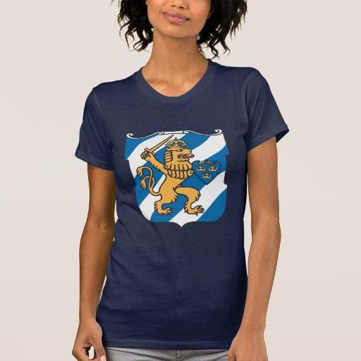 Gothenburg Coat of Arms T-shirt