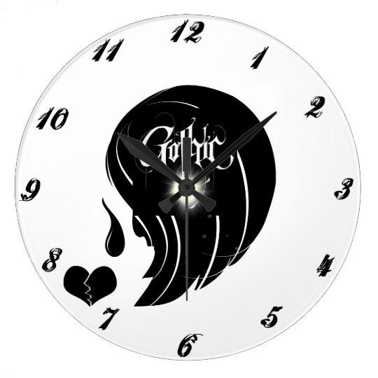 Gothic 2 Clock