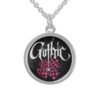 Gothic 4 necklace