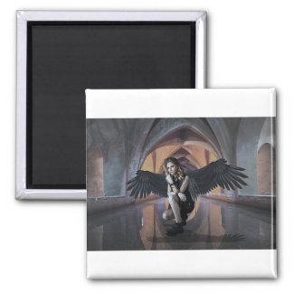 Gothic Angel Magnet