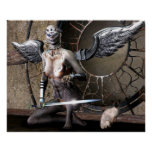 gothic Angel Posters