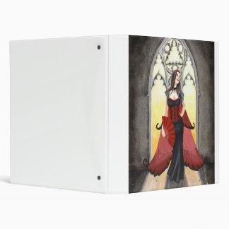 Gothic Arch Fairy Binder