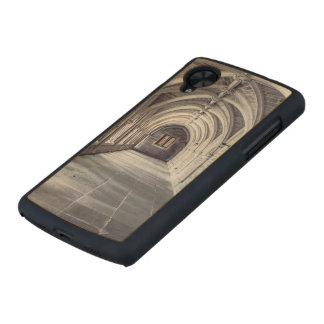 Gothic Arches Carved® Maple Nexus 5 Case