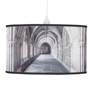 Gothic Arches Hanging Lamp