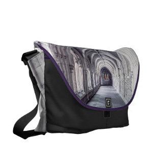 Gothic Arches Messenger Bag