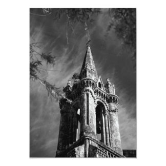 Gothic architecture card
