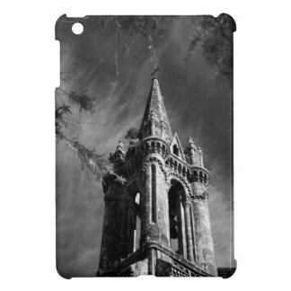 Gothic architecture iPad mini case