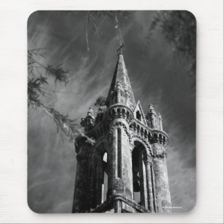 Gothic architecture mouse pad