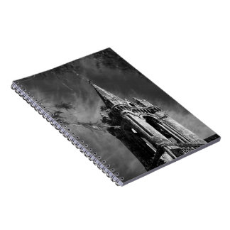 Gothic architecture notebook