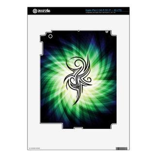 Gothic Art Design Cool iPad 3 Skins