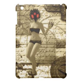 Gothic Art Nite Soyl iPad Mini Cover