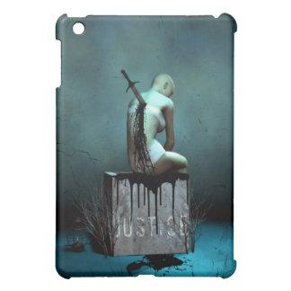 Gothic Art Where Is Justice iPad Mini Case