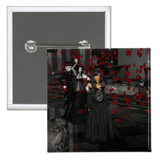 Gothic Ball Room Button