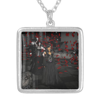 Gothic Ball Room Necklace