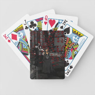 Gothic Ball Room Playing Cards